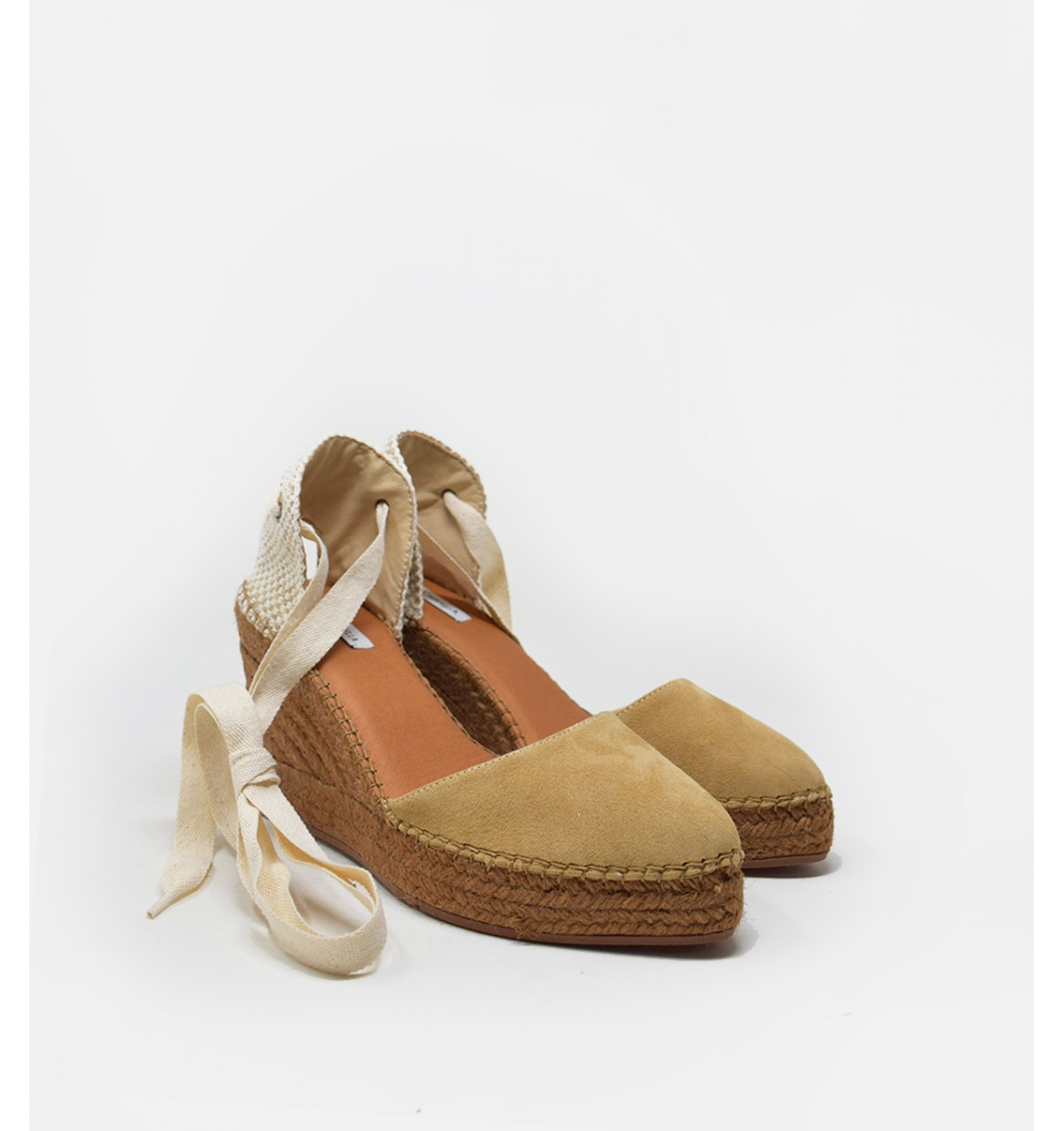 Samoa Beige Suede by ARC Collection