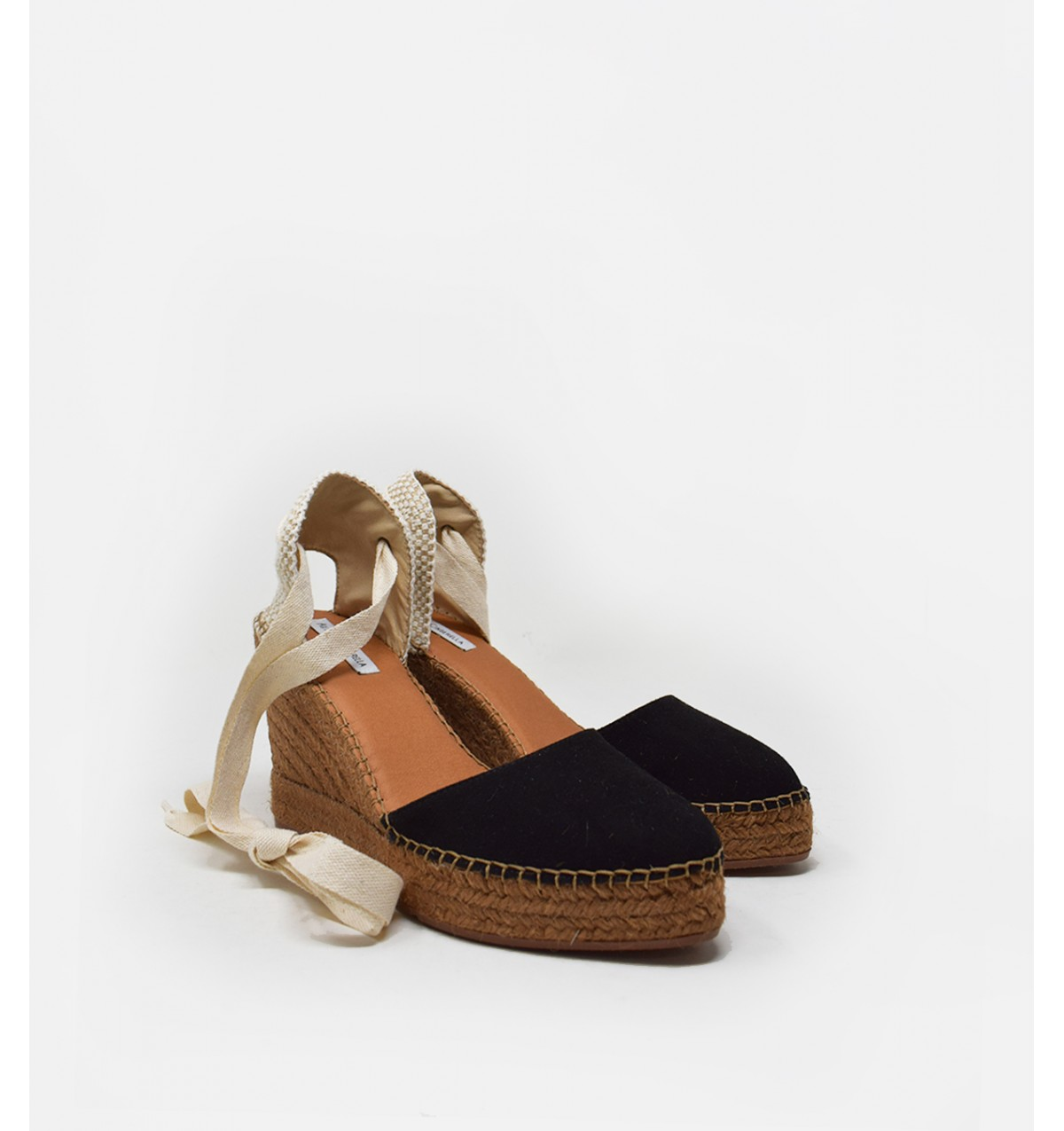Samoa Black Suede by ARC Collection