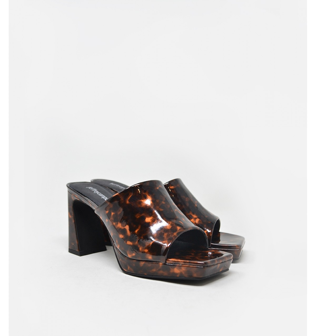 Caviar Tortoise by Jeffrey Campbell