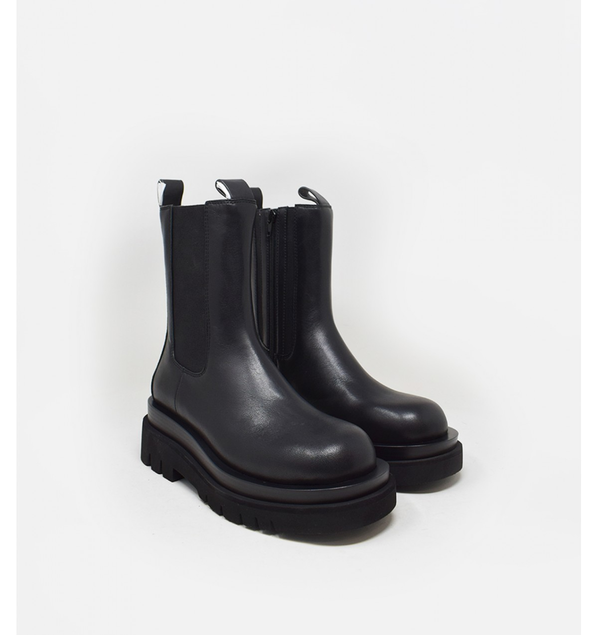 Tanked Black by Jeffrey Campbell