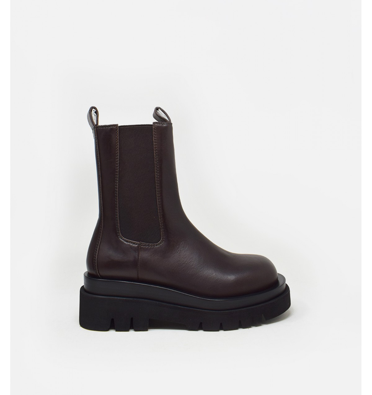 Tanked Brown by Jeffrey Campbell