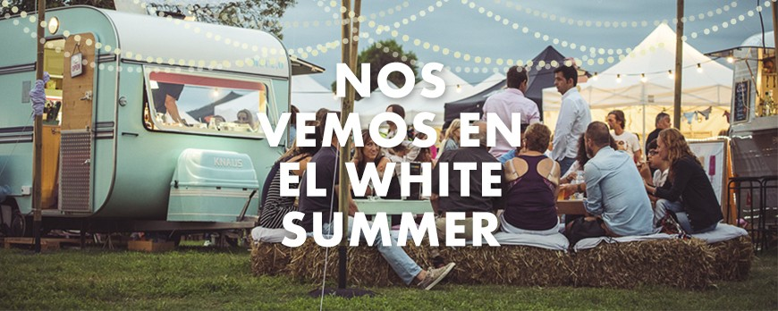¡ESTAREMOS EN WHITE SUMMER!