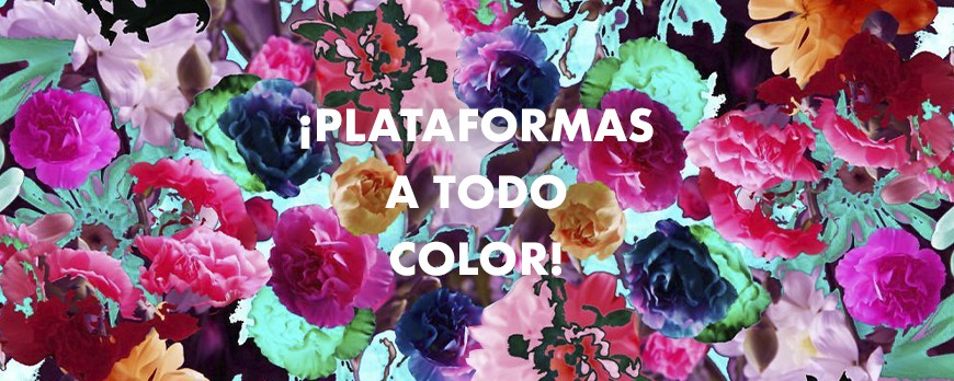 ¡Plataformas a todo color!